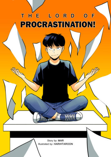 The Lord of Procrastination By Mar and Harihtaroon
