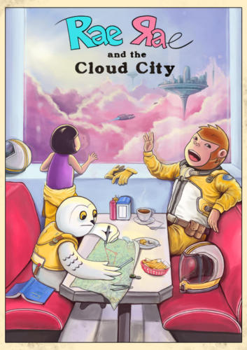 Rae Rae and the Cloud City by RaeRae Adventures